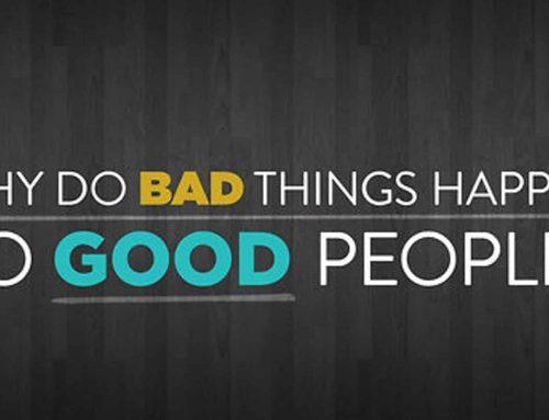 Bad Things, Good People