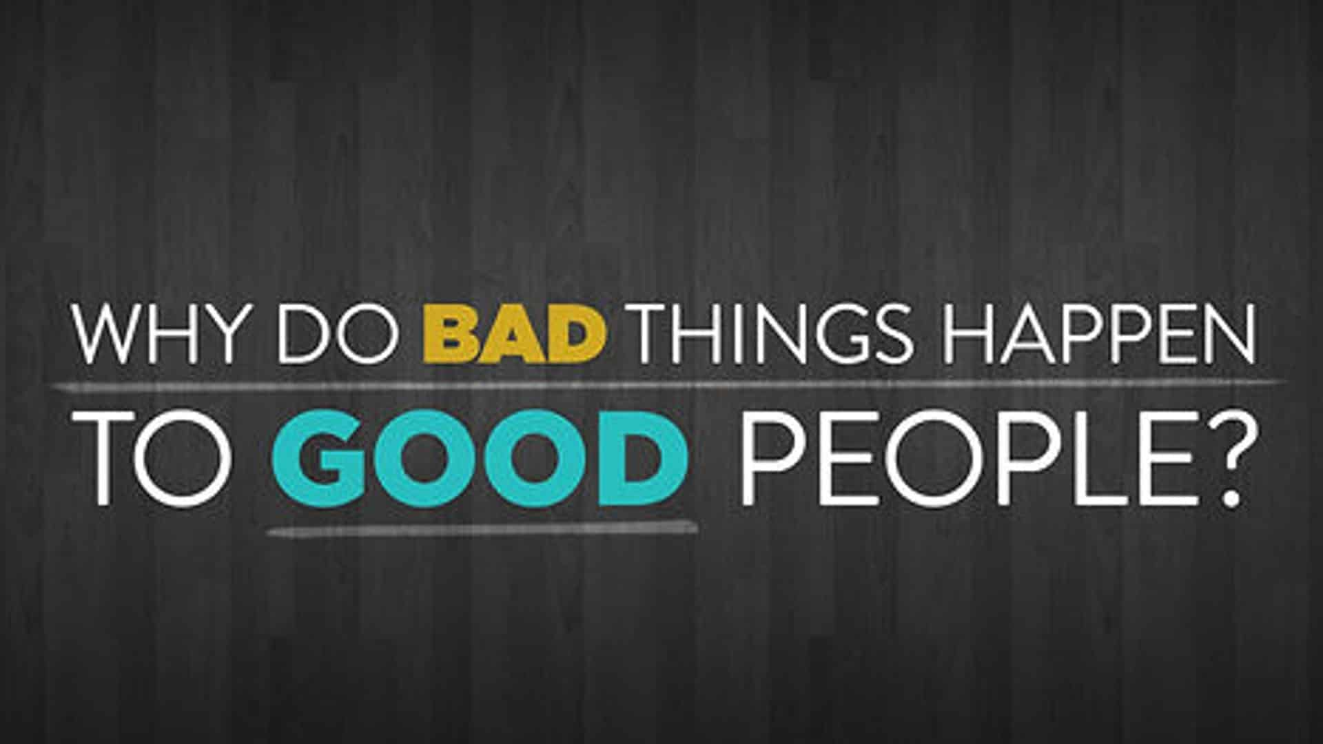 Bad Things, Good People - 10 Steps Further