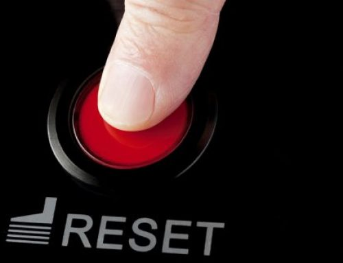 Does your life need to hit the reset button