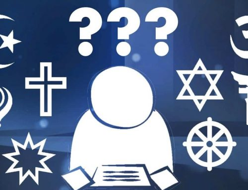 Ever wondered why all religions can't just co-exist?  Here's your answer