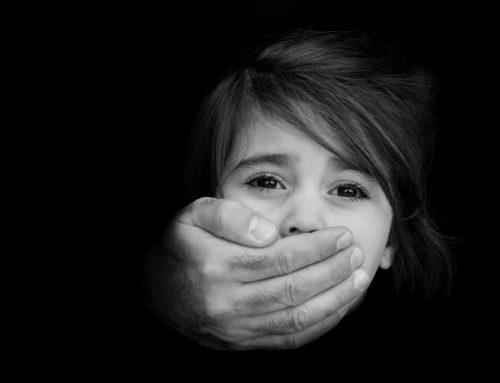 An honest conversation about human trafficking